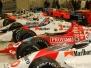 Indy 500 Winning Cars Exhibit