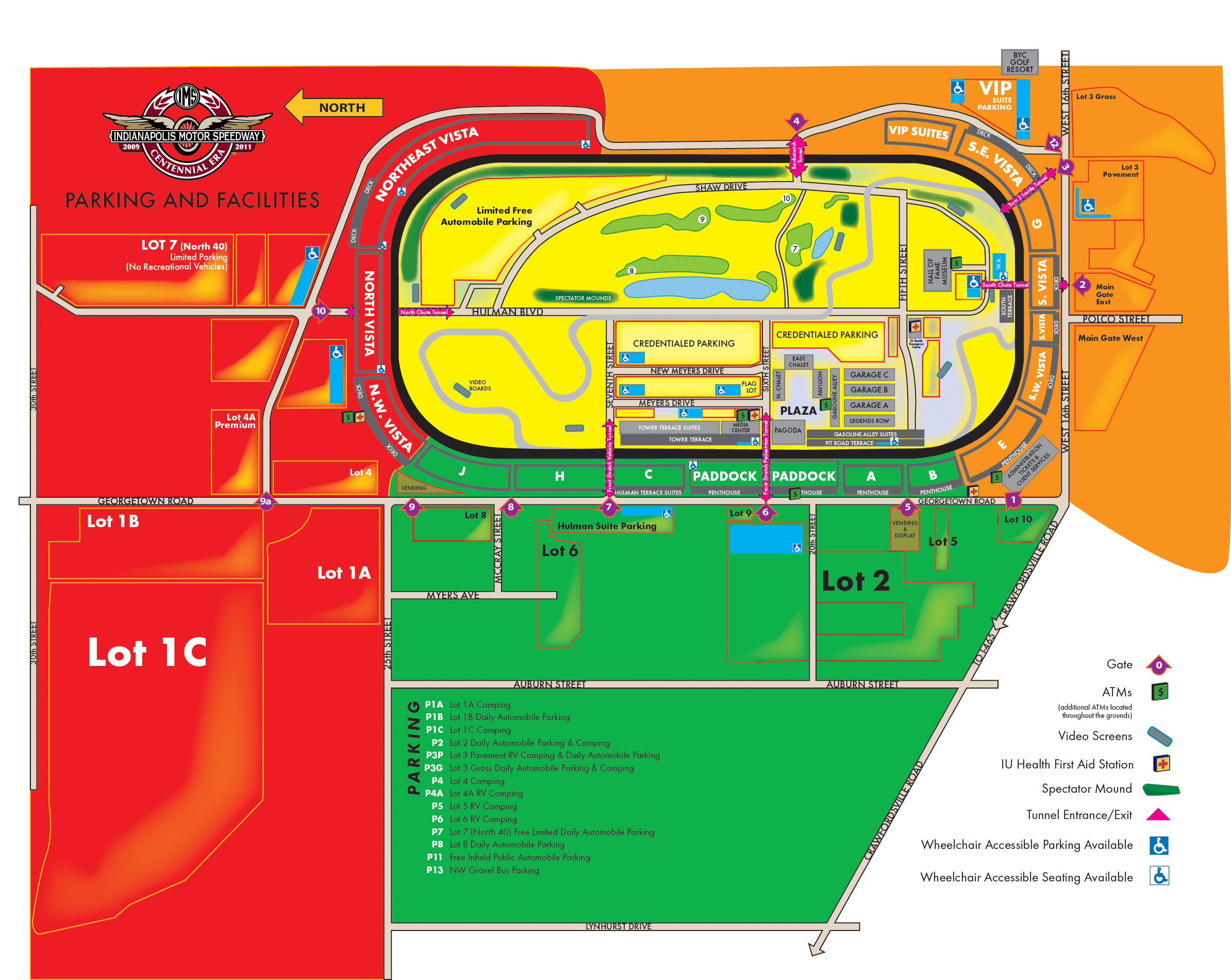 indianapolis motor speedway track map  impremedianet - track map view image