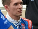 Mikhail Aleshin at the Verizon IndyCar Series Firestone Grand Prix of St. Petersburg