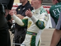 Mike Conway at the Verizon IndyCar Series Firestone Grand Prix of St. Petersburg