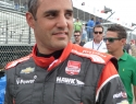 Juan Montoya at the Verizon IndyCar Series Firestone Grand Prix of St. Petersburg