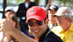 Castroneves: Strong start, but it could be better