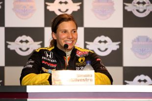 Off-season Interview Series — Simona de Silvestro