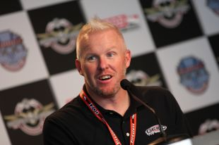 Tracy joins NBCSN booth as analyst for six IndyCar races in 2014