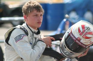 Sage Karam: Rising star on and off the track
