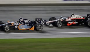 COUNTERPOINT: The 2010 IZOD IndyCar Series champion