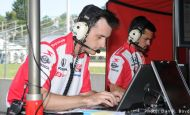 Newman/Haas: Bruno Couprie, Race Engineer