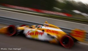 COUNTERPOINT: Ryan Hunter-Reay's penalty