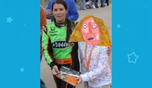 A Smaller View: Hannah meets Danica