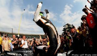 Tagliani, Tracy, Hinchcliffe discuss Indy