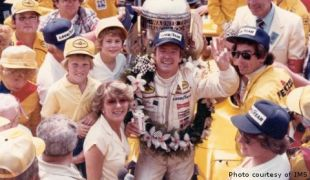 CIS: Johnny Rutherford