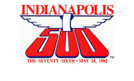 Indy journal: 1992