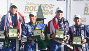 Wilson wins, others have mixed luck at Rolex 24