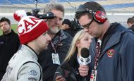 Hinchcliffe talks teams, DW12, Wheldon