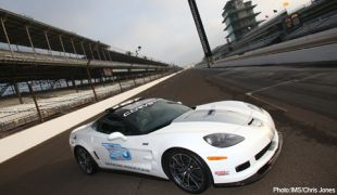 2013 Chevrolet Corvette ZR1 to pace the 500