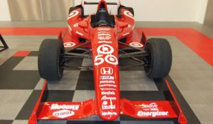 Franchitti's car number changes for 500