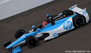 For Pagenaud, INDYCAR was always the goal