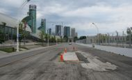 Toronto: Pre-race track walk 2012