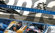 Official 2013 INDYCAR Calendar available now