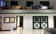 A look inside Panther/Dreyer & Reinbold Racing