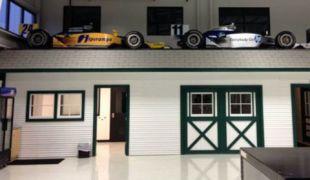 A look inside Panther/Dreyer & Reinbold Racing