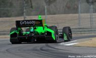 Hinchcliffe: Every lap is one lap closer to first win