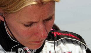Pippa Mann announces Indy 500 entry with Dale Coyne Racing