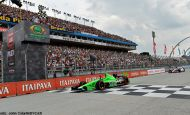 "Hinchcliffe: ""Newgarden should have won"" in Brazil"