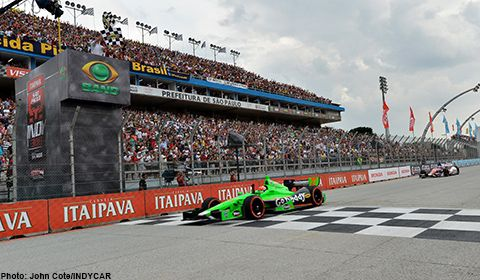 Hinchcliffe: &#8220;Newgarden should have won&#8221; in Brazil