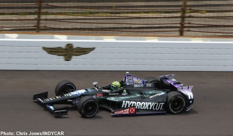 Tony Kanaan: The quest continues for victory at Indianapolis