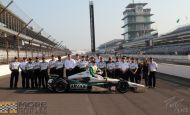 Ed Carpenter and Ryan Hunter-Reay profiles featured on Wheels.ca