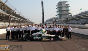 IMS 2013: Paul's qualifying weekend thoughts
