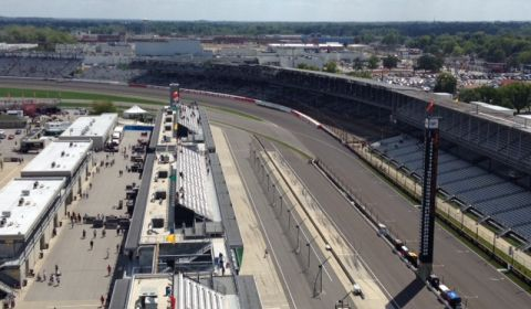 IMS Radio Network: Behind the mic