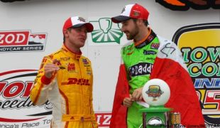 FIRST IMPRESSIONS: 2013 Iowa Corn Indy 250