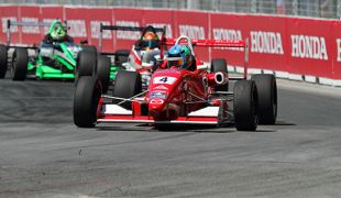 Daniel Burkett: A flag-to-flag blog of USF2000 in Toronto