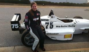 Racer to Racer: Pippa Mann follows up with Jessica Bean