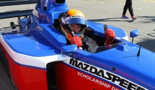 "Matthew Brabham, Pro Mazda champion: ""I'm not going to have another year like this again"""