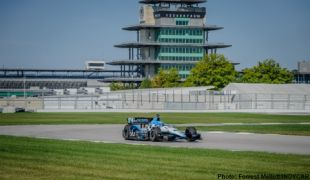 IMS to host INDYCAR road course race to open 2014 Month of May