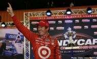 Power wins MAVTV 500, Dixon claims INDYCAR title at Auto Club Speedway