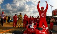 Dixon closes points gap with win at Shell and Pennzoil Grand Prix of Houston