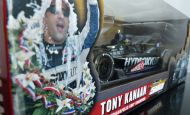 Help us with our 100th podcast and win a Tony Kanaan die-cast!