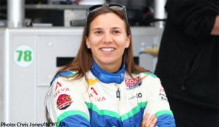 De Silvestro lands in Europe as Sauber F1 Team affiliated driver
