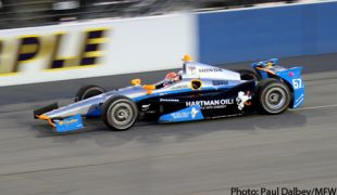Who would you put in a crowd-funded IndyCar?