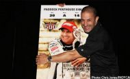 Kanaan unveils 2014 Indianapolis 500 ticket