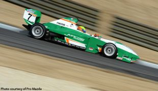 Pigot tops Pro Mazda and Enerson tops USF2000 at Cooper Tires Winterfest