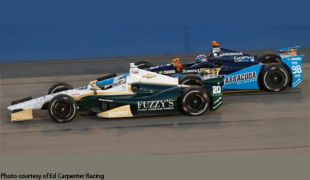 Ed Carpenter Racing to field Hildebrand at Indianapolis 500