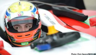 Chaves jumps to Belardi for 2014 Indy Lights season