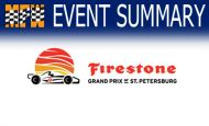 EVENT SUMMARY: 2014 Firestone Grand Prix of St. Petersburg