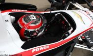 Team Penske 1-2-3 leads shortened first day at Spring Training