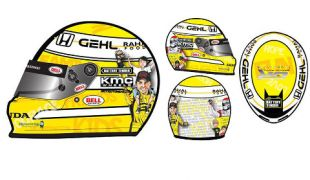 Graham Rahal Foundation to auction helmet for children's charities